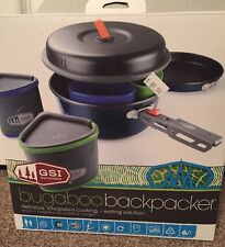 GSI Outdoors - Bugaboo Backpacker 2-person Intergrated cooking set #44220 nFORM