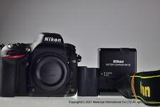 ** Near MINT ** NIKON D610 24.3MP Digital Camera Body Shutter Count 2601