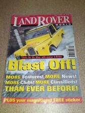 LAND ROVER WORLD - ALL NEW LRW - April 1996 # 26