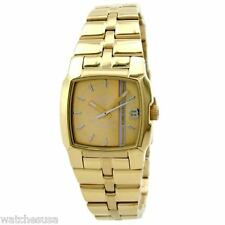 Diesel Gold Tone Stainless Steel Gold Dial Women's Watch DZ5232