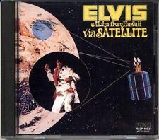 ELVIS PRESLEY Aloha From Hawaii JAPAN 1st Press 1986 CD R32P1053 3200yen