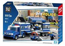 Blocki My Police Mobile Polizei Einsatzzentrale ab 6 Jahren Modell Nr. KB0614
