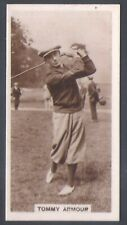 MILLHOFF-FAMOUS GOLFERS GOLF-#24- TOMMY ARMOUR