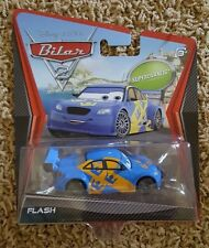 DISNEY PIXAR CARS FLASH DIE-CAST CAR Ages 4+  New SUPER CHASE