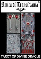 Tarot of the divine oracle rare bridge cards poker collection board games таро