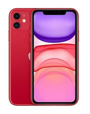 Apple iPhone 11 (PRODUCT) RED, Nano SIM+eSIM, 128GB 4GB, Official Warranty