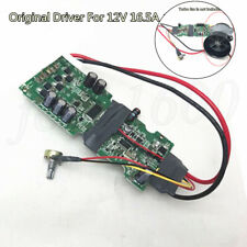 12V 16A Driver w/ ESC Switch for 16.5A Car Electric Turbine Turbo Charger Boost