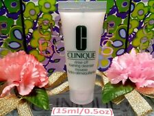 Clinique Rinse-Off Foaming Cleanser Mousse◆15ml◆✰Brand New✰☾FREE POST!☽