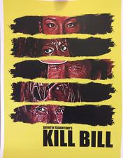 Rare Kill Bill Linda Hordijk Poster Print Mondo Art Quentin Tarantino