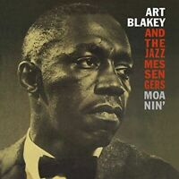 Blakey- Art & The Jazz Messengers	Moanin' (New Vinyl)