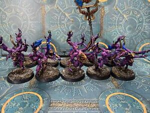 (wb31) Pink Horrors Of Tzeentch Chaos Daemons 40k Sigmar Warhammer