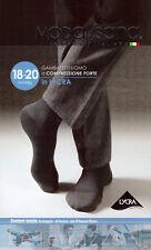 Modasana Gambaletti Lycra compressione forte 18mmHg calze uomo GLORIA MED Modasa