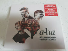 A-Ha / Unplugged Summer Solstice Deluxe    (2 x CD + DVD)    New