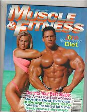 MUSCLE & FITNESS bodybuilding magazine/Dennis Newman 12-96