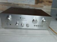 Technics SU-7600 Stereo Integrated Amplifier Made In Japan *READ*