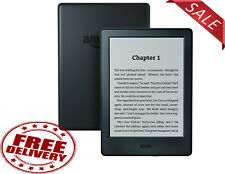 Amazon Kindle 4GB, Wi-Fi, 6in - Black Touch Screen E Book Electric Tablet Reader