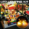 LED Light Lighting Kit ONLY For LEGO 21319 Central Perk Friends Classic