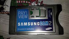 CAM CI Samsung 2 per Mediaset Premium e satellitari vari compatibile tutte le TV