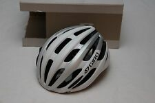 New Giro Foray Bike Helmet Matte White Silver Small Road Vented Race Cycling