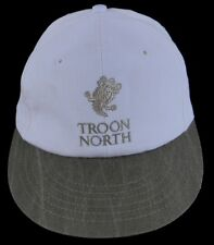Troon North Golf Club Scottsdale AZ Snapback Cap Hat VTG Texace Made in USA