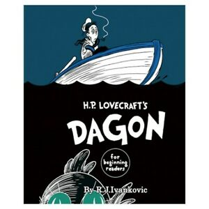 H.P. Lovecraft`s: Dagon - For Beginning Readers