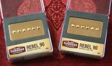 Tonerider Rebel r90 Oro Set p90 Bucker Alnico II r90n r90b r90set-gd TOP SOUND