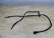 1986  Honda V65 Magna VF1100 H1504. front brake lines and splitter