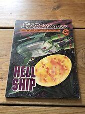 Vintage Starblazer DC Thomson Comics no 13 Hell Ship