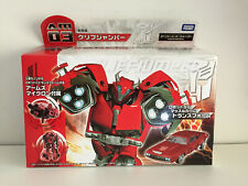 [NIB] Takara Transformers Prime AM-03 Cliffjumper