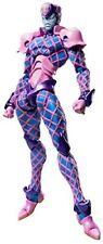 Super Action Statue 72.K.Crimson Ver.Blue Hirohiko Araki Specify Color Ver.