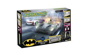Scalextric Batman vs Joker Set C1415MX - Scuffed packaging