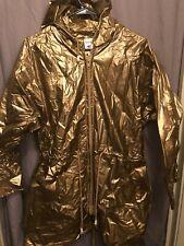 Vintage 80s Wippette Kenn Sporn Rain Coat Jacket One Size Fits ALL  Vinyl Glossy