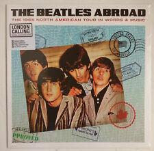 The Beatles à l'étranger, le 1965 Noth American Tour LP vinyle color 180gr