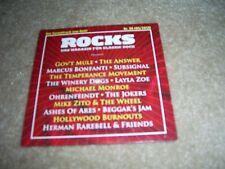 Rocks, das magazin fur classic rock, (CD) 2013, 15 tracks, Govt Mule, The Answer
