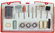 Rotary Tool Sanding & Grinding Accessory Kit 52pc Fit Dremel type Machine