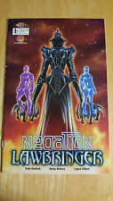 Negation Lawbringer # 1 Crossgen Comics Nov 2002 First Printing Bedard - VF+