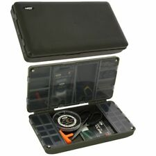 NGT XPR Carp Fishing Tackle Box System For Terminal Tackle Hooks Shot Swivels
