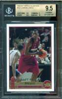 LeBron James Rookie Card 2003-04 Topps Collection #221 BGS 9.5 (9.5 9 9.5 10)
