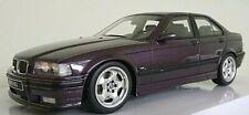 BMW M3 E36 Limousine in Daytona Violett 1:18 OT307 Otto Mobile mit OVP
