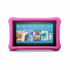 Amazon Kindle Fire 7 Kids Edition PINK-16 GB Kid-Proof Case-NEW Sealed-FREE Ship