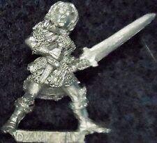 1985 elfo oscuro 1101 24 C09 V2 soltera de muerte Elfos Drow Guerrero Warhammer Citadel