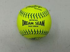 Rawlings Official Dream Seam Fast Pitch Softball Usssa Fast Pitch Classic