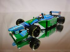MINICHAMPS BENETTON B194 1994 - JOS VERSTAPPEN - F1 1:43 RARE - GOOD CONDITION