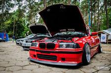 BMW 3 E36 FATLIP FAT LIP FRONT LIP DRIFT RACEISM