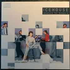 Icehouse Measure For Measure CD 1986 Brian Eno