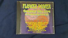 COMPILATION - FLOWER POWER MONTEREY FESTIVAL 1967. CD