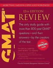 The Official Guide for GMAT Review by GMAC Staff (2010, E-book)