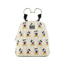 Loungefly Disney Mickey Mouse Hardware Backpack NEW IN STOCK