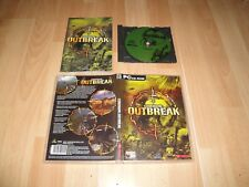 CODENAME: OUTBREAK ACCION TRIDIMENSIONAL DE VIRGIN PARA PC USADO COMPLETO