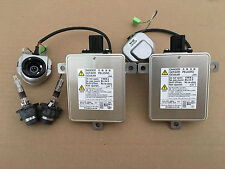 2x NEW! OEM 09-11 Acura CSX Xenon BALLASTS & BULBS KIT HID INVERTER CONTROL UNIT